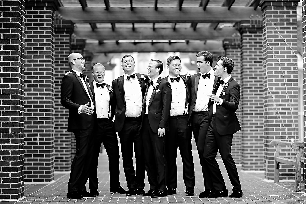 Kaitlin Garret Columbia Club Indianapolis Wedding 101