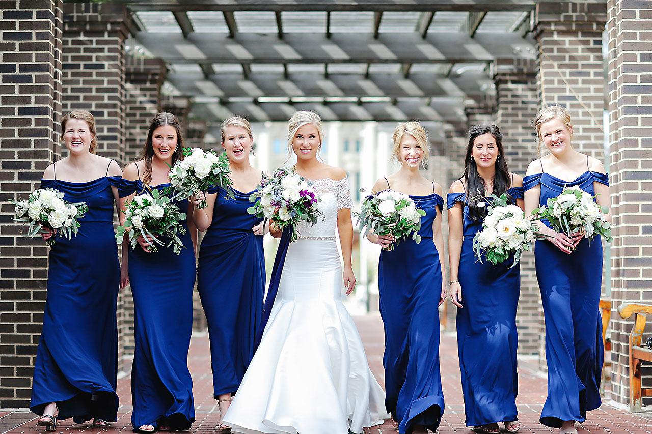 Kaitlin Garret Columbia Club Indianapolis Wedding 099