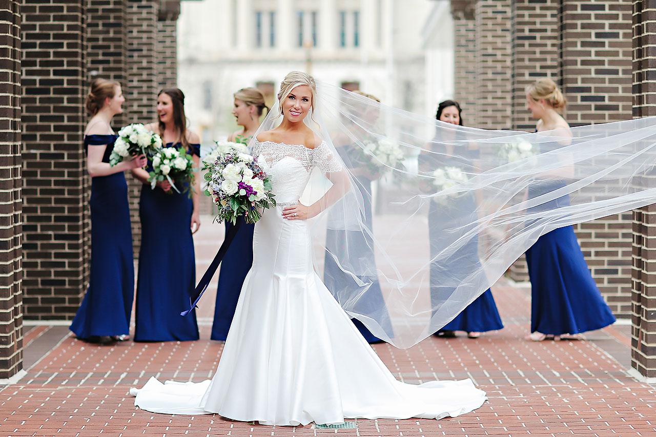 Kaitlin Garret Columbia Club Indianapolis Wedding 093