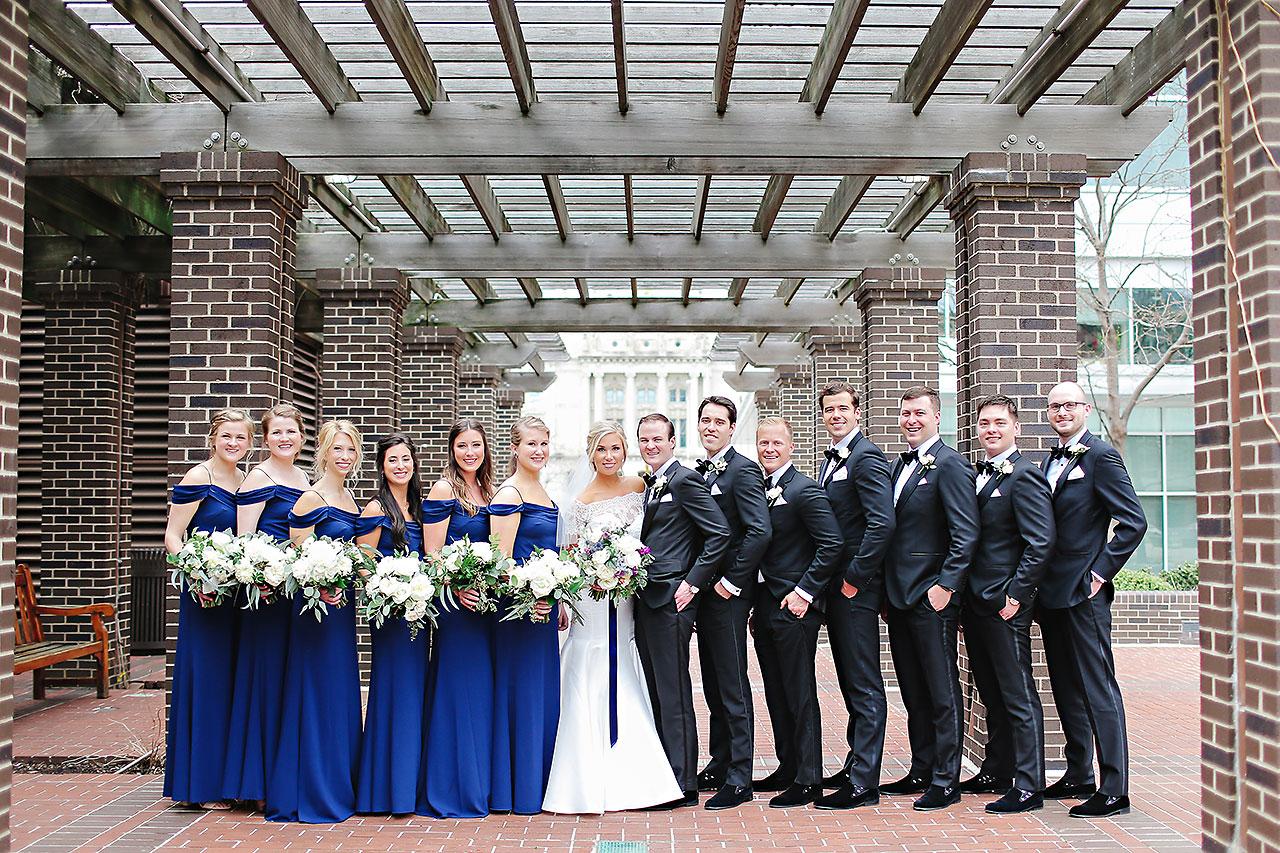 Kaitlin Garret Columbia Club Indianapolis Wedding 092
