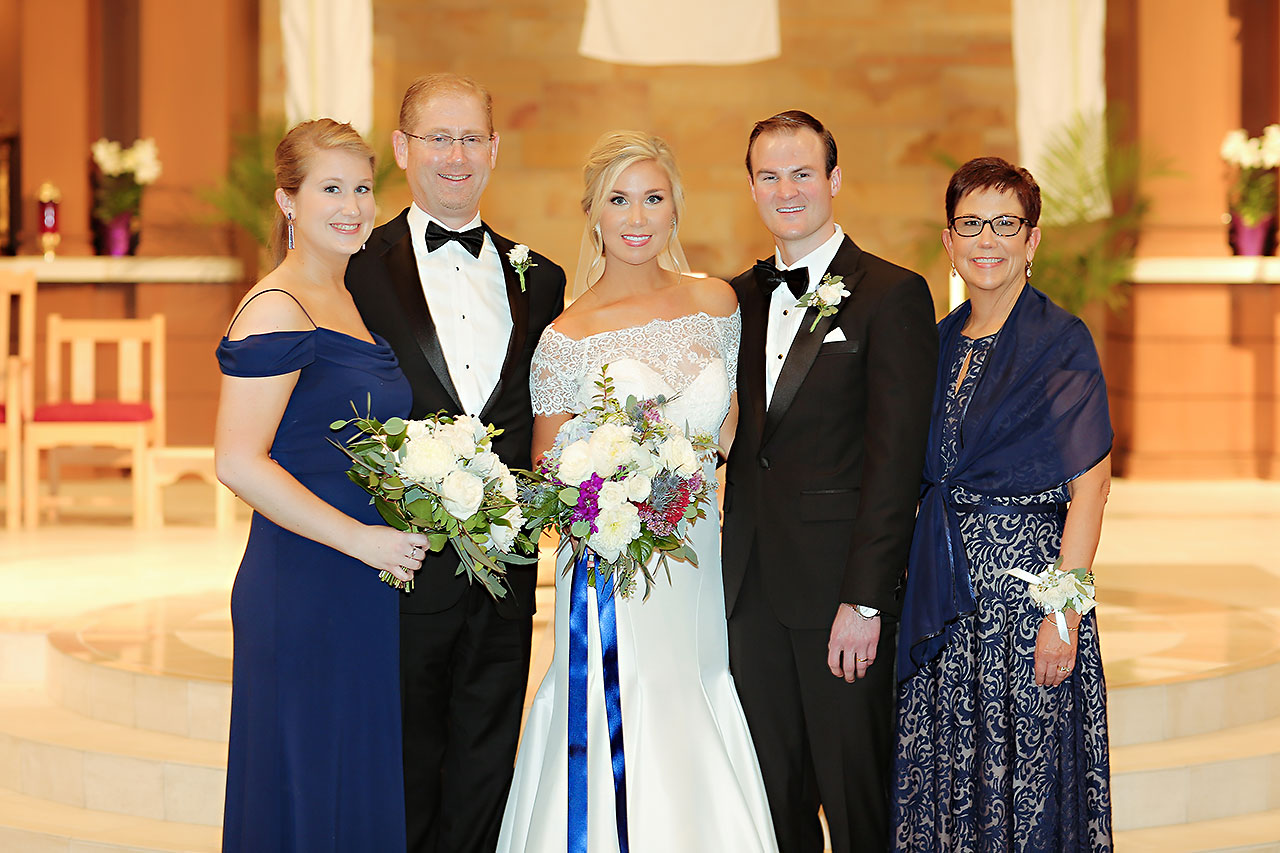 Kaitlin Garret Columbia Club Indianapolis Wedding 089