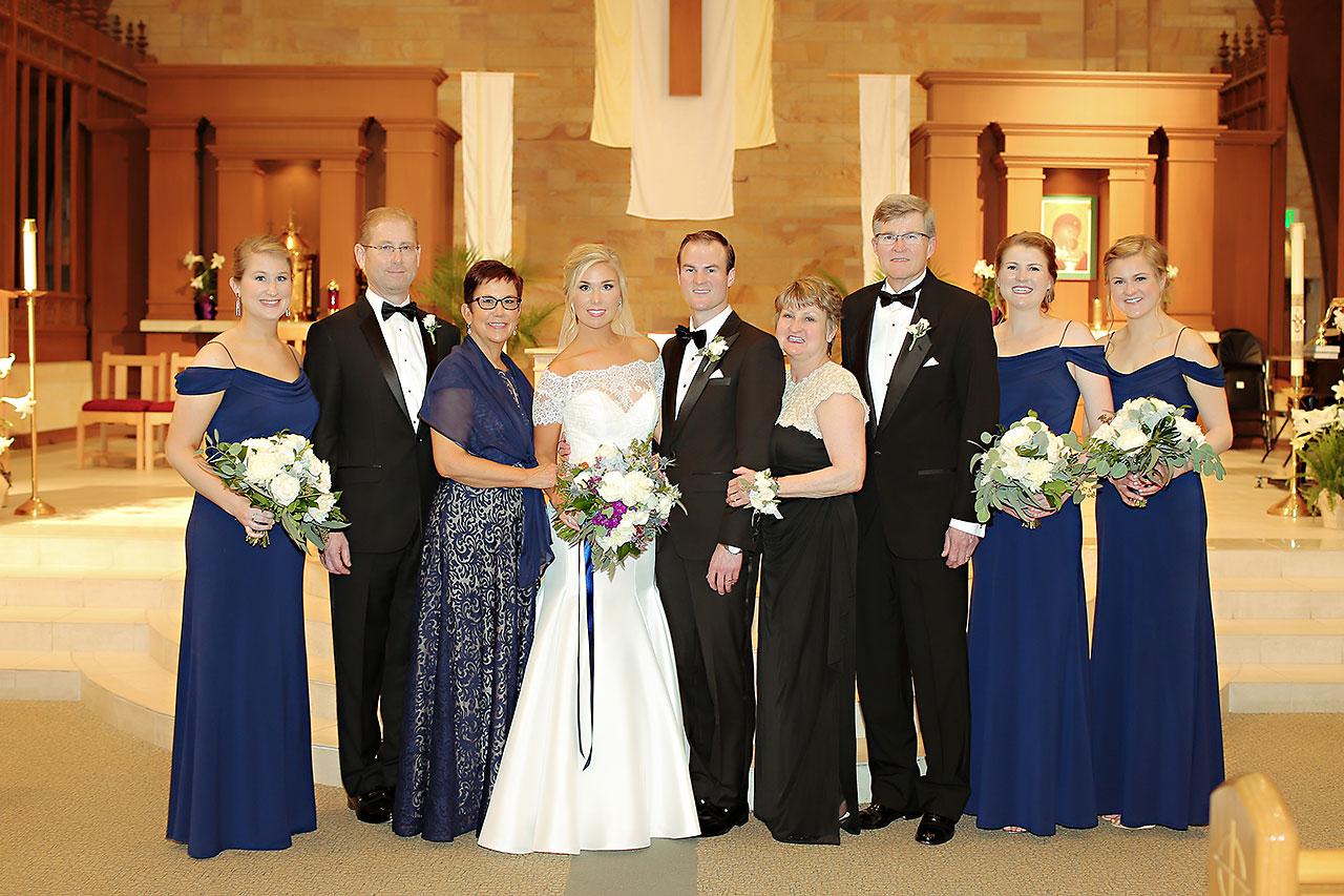 Kaitlin Garret Columbia Club Indianapolis Wedding 090