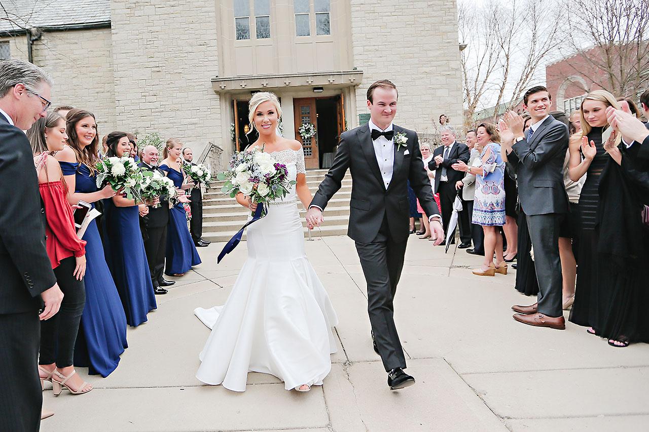 Kaitlin Garret Columbia Club Indianapolis Wedding 086
