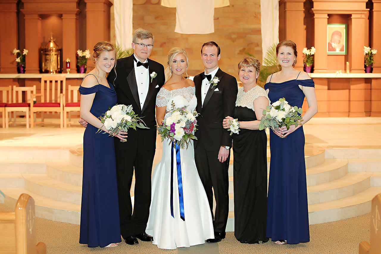 Kaitlin Garret Columbia Club Indianapolis Wedding 088