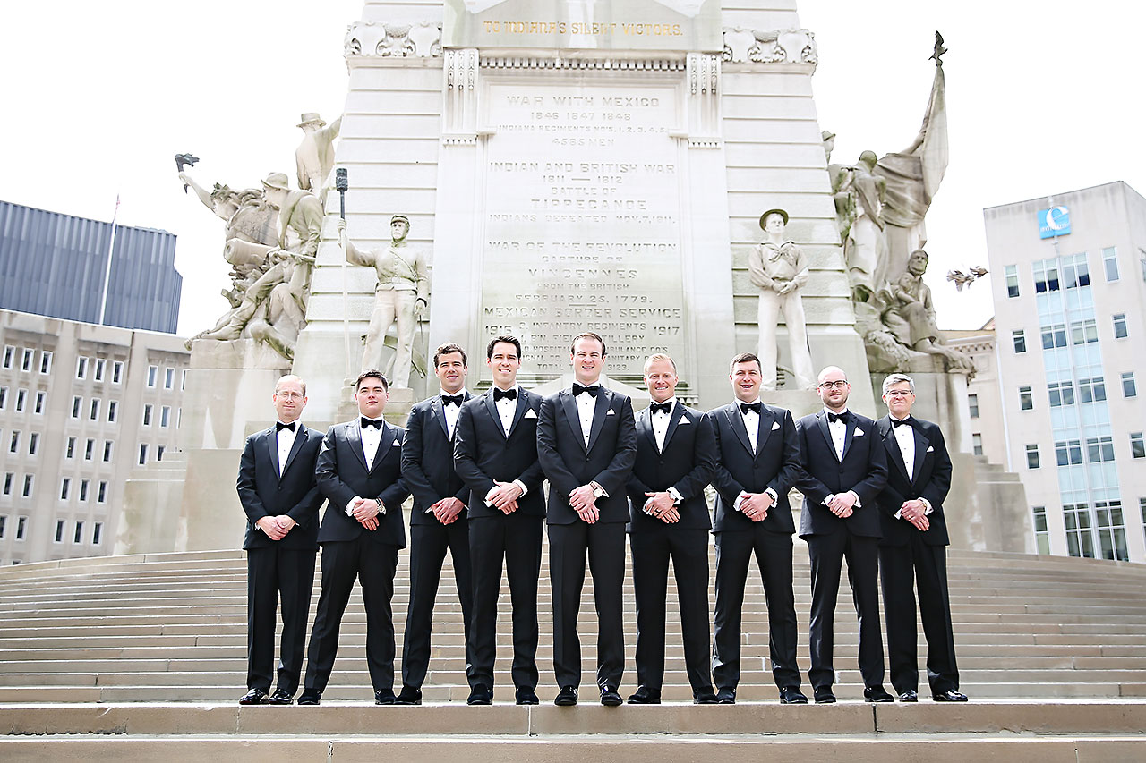 Kaitlin Garret Columbia Club Indianapolis Wedding 051