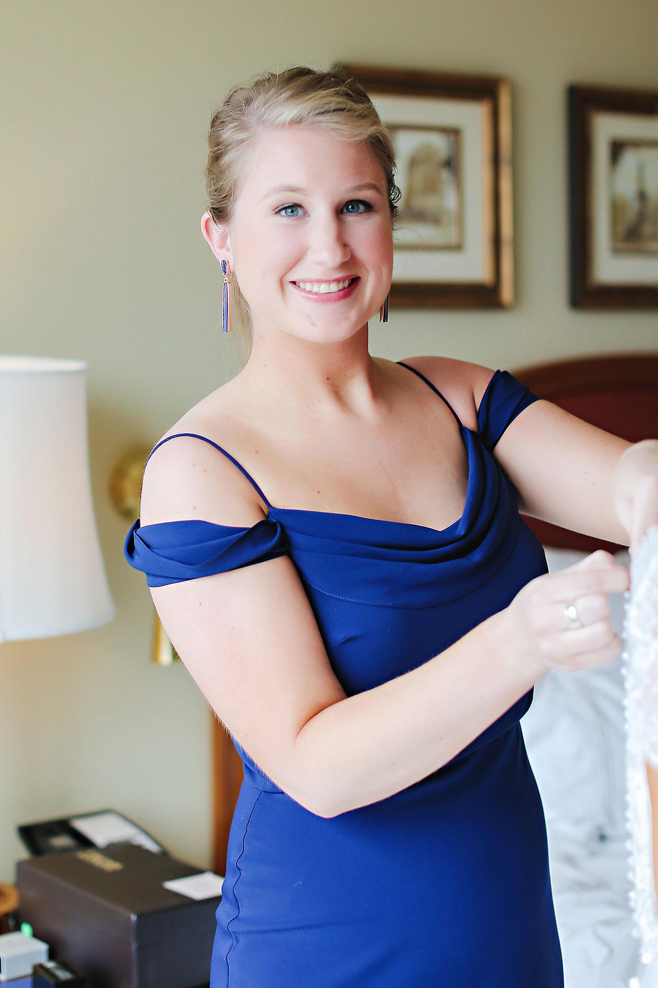 Kaitlin Garret Columbia Club Indianapolis Wedding 033