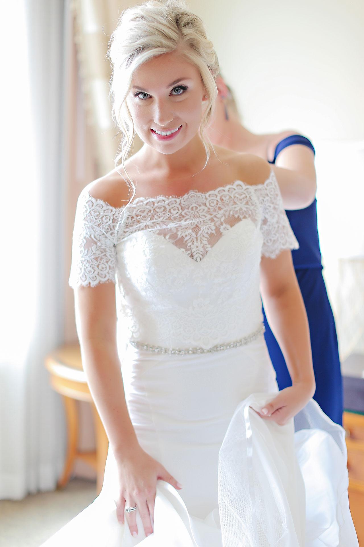 Kaitlin Garret Columbia Club Indianapolis Wedding 031