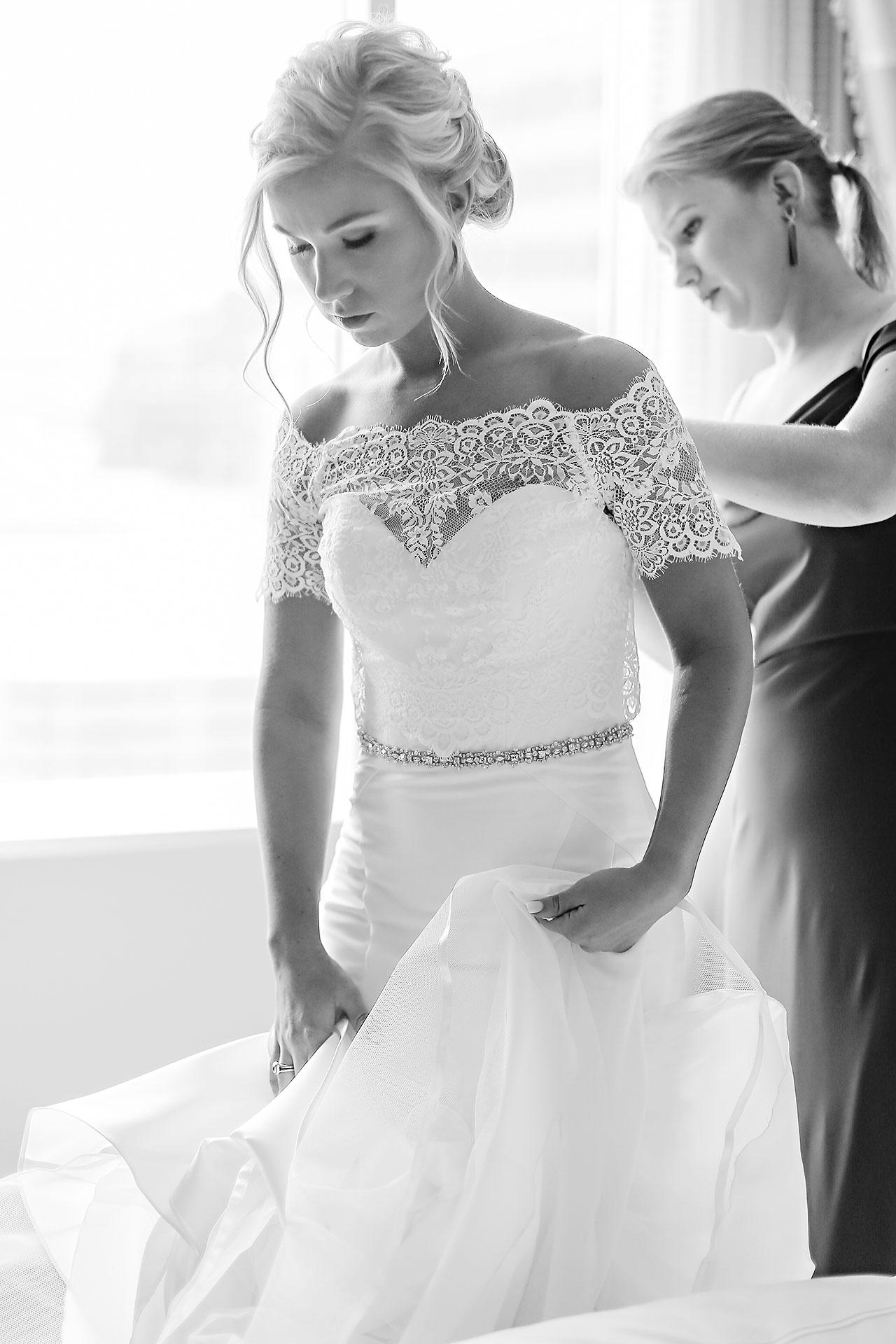 Kaitlin Garret Columbia Club Indianapolis Wedding 029