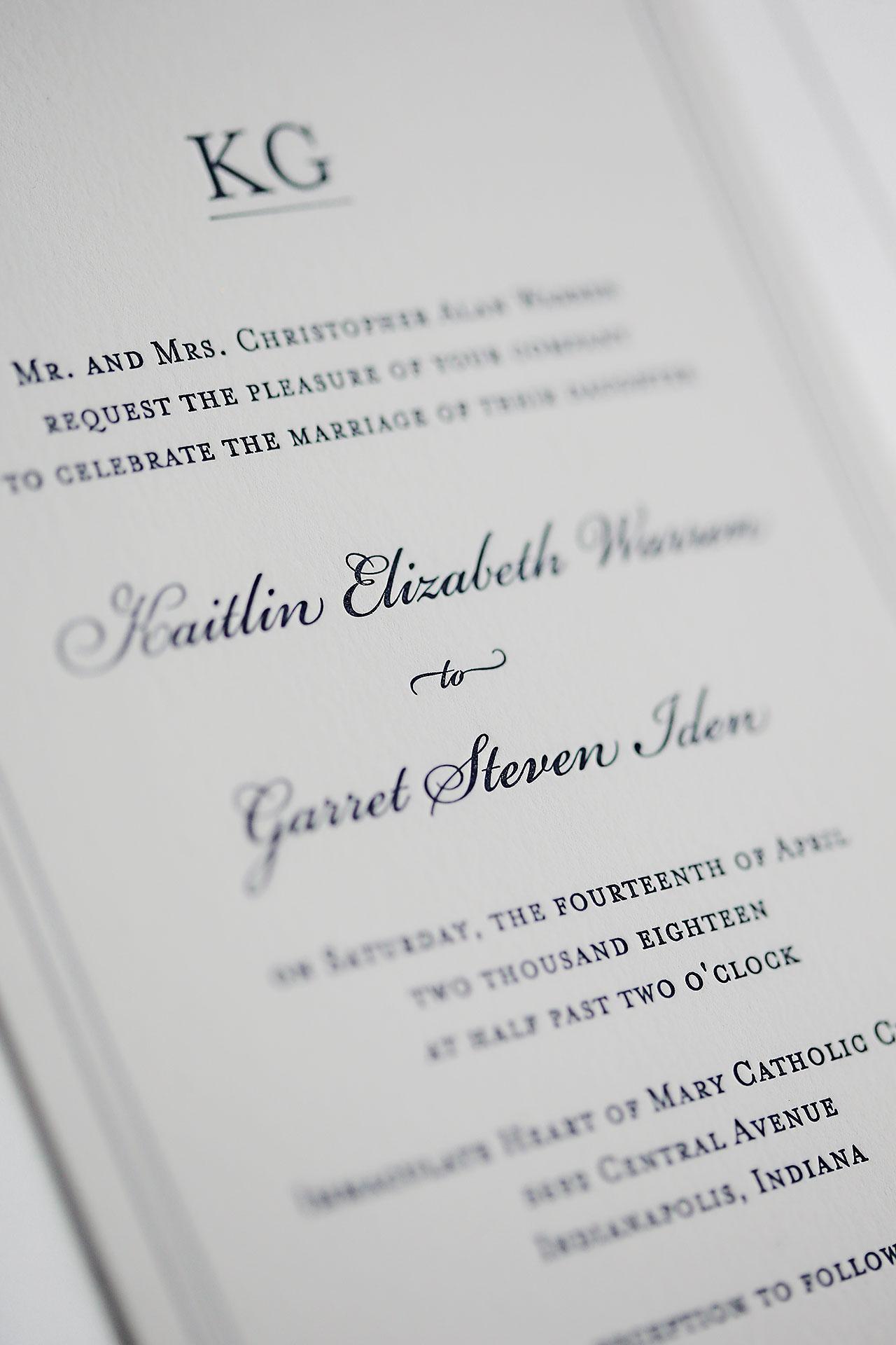 Kaitlin Garret Columbia Club Indianapolis Wedding 004