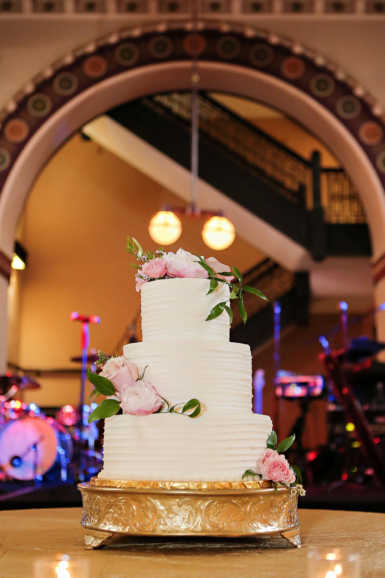 Allison Jeff Union Station Crowne Plaza Indianapolis wedding 294