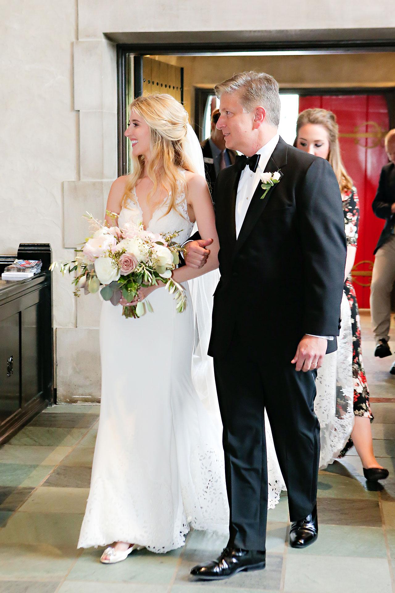 Allison Jeff Union Station Crowne Plaza Indianapolis wedding 232