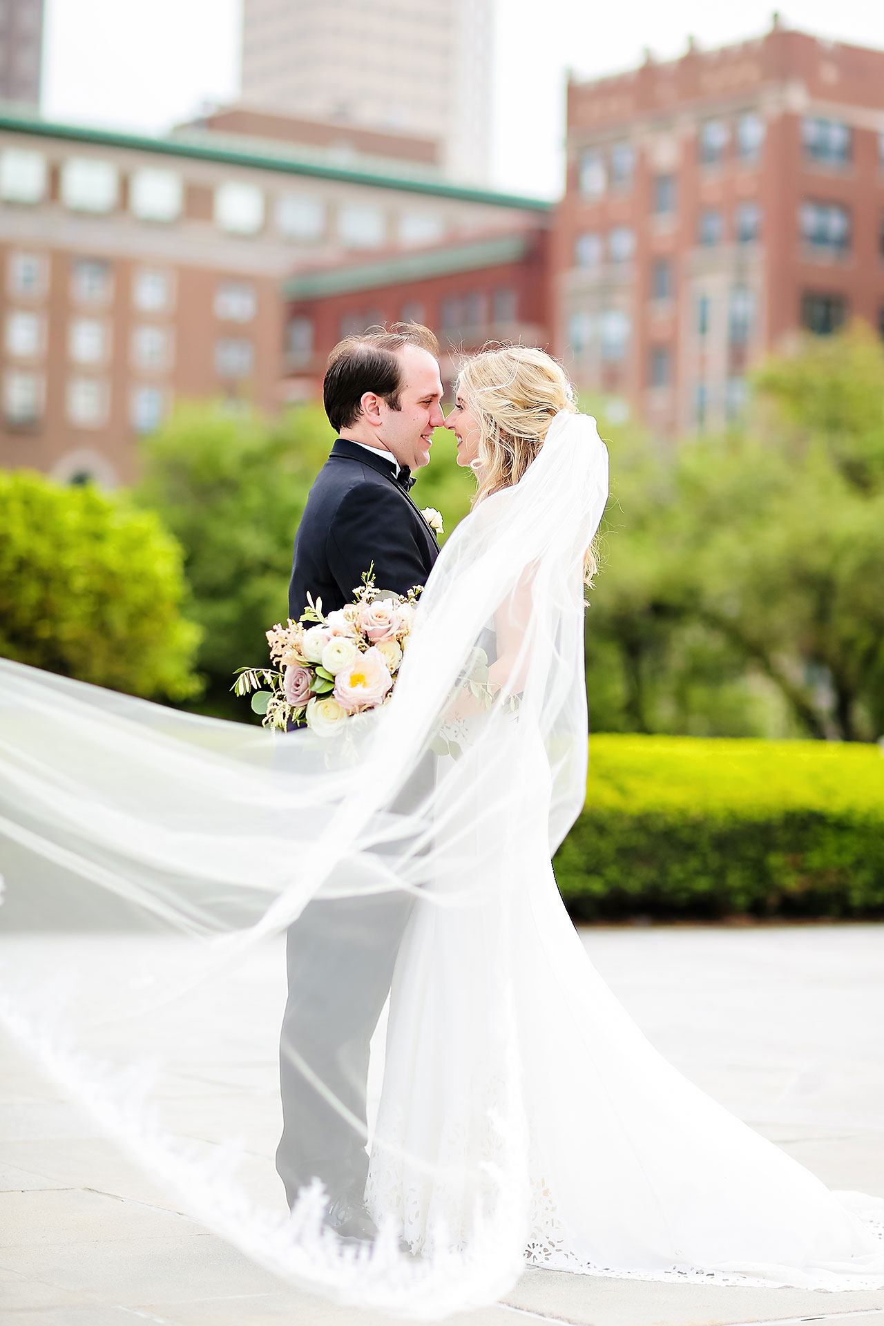 Allison Jeff Union Station Crowne Plaza Indianapolis wedding 202
