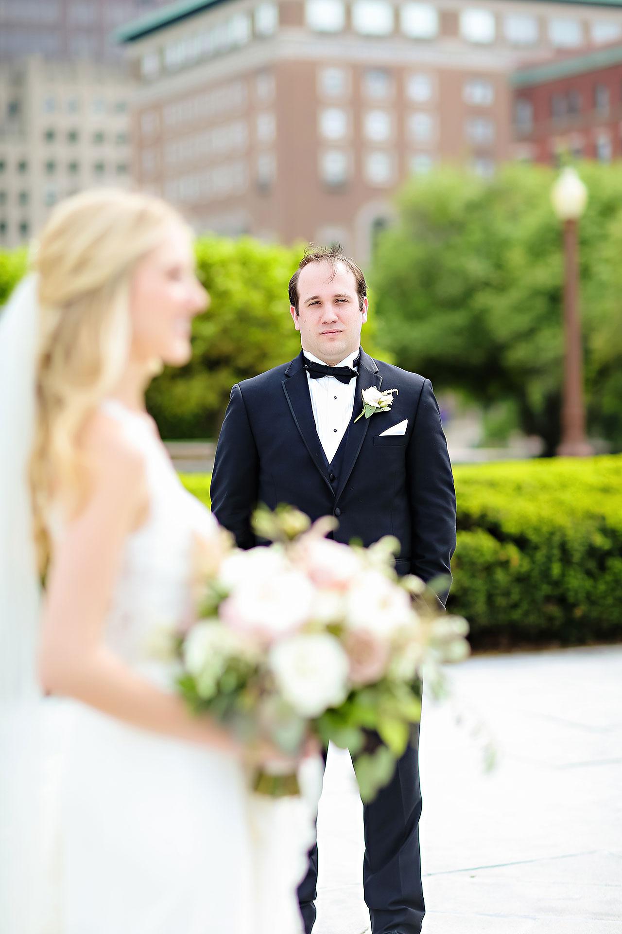 Allison Jeff Union Station Crowne Plaza Indianapolis wedding 200