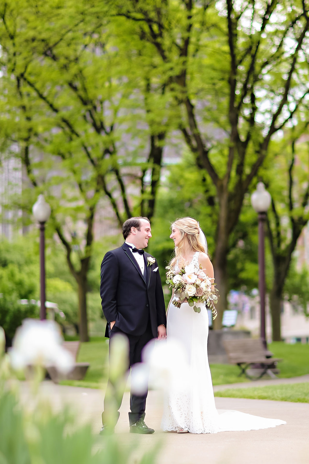 Allison Jeff Union Station Crowne Plaza Indianapolis wedding 187