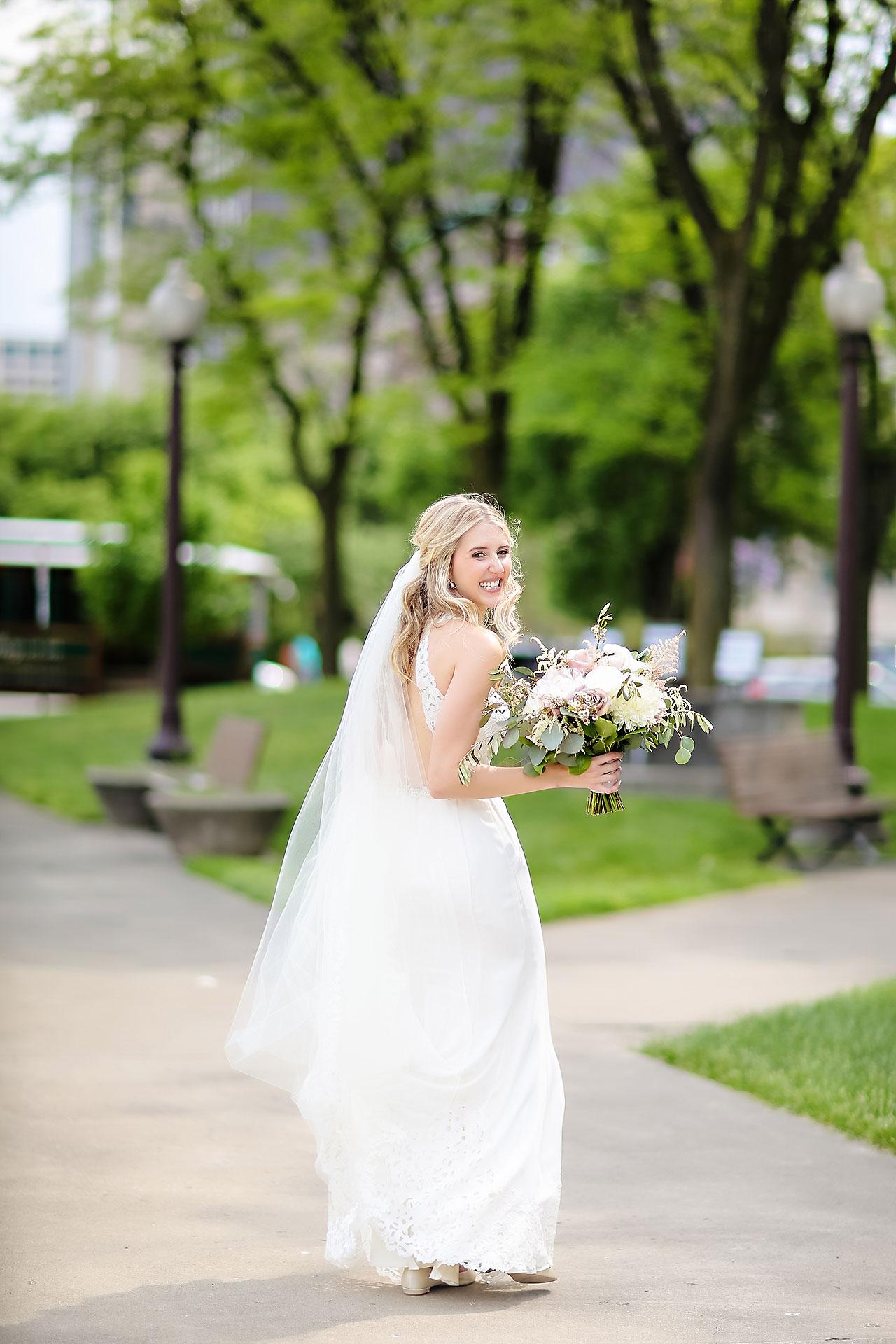 Allison Jeff Union Station Crowne Plaza Indianapolis wedding 180