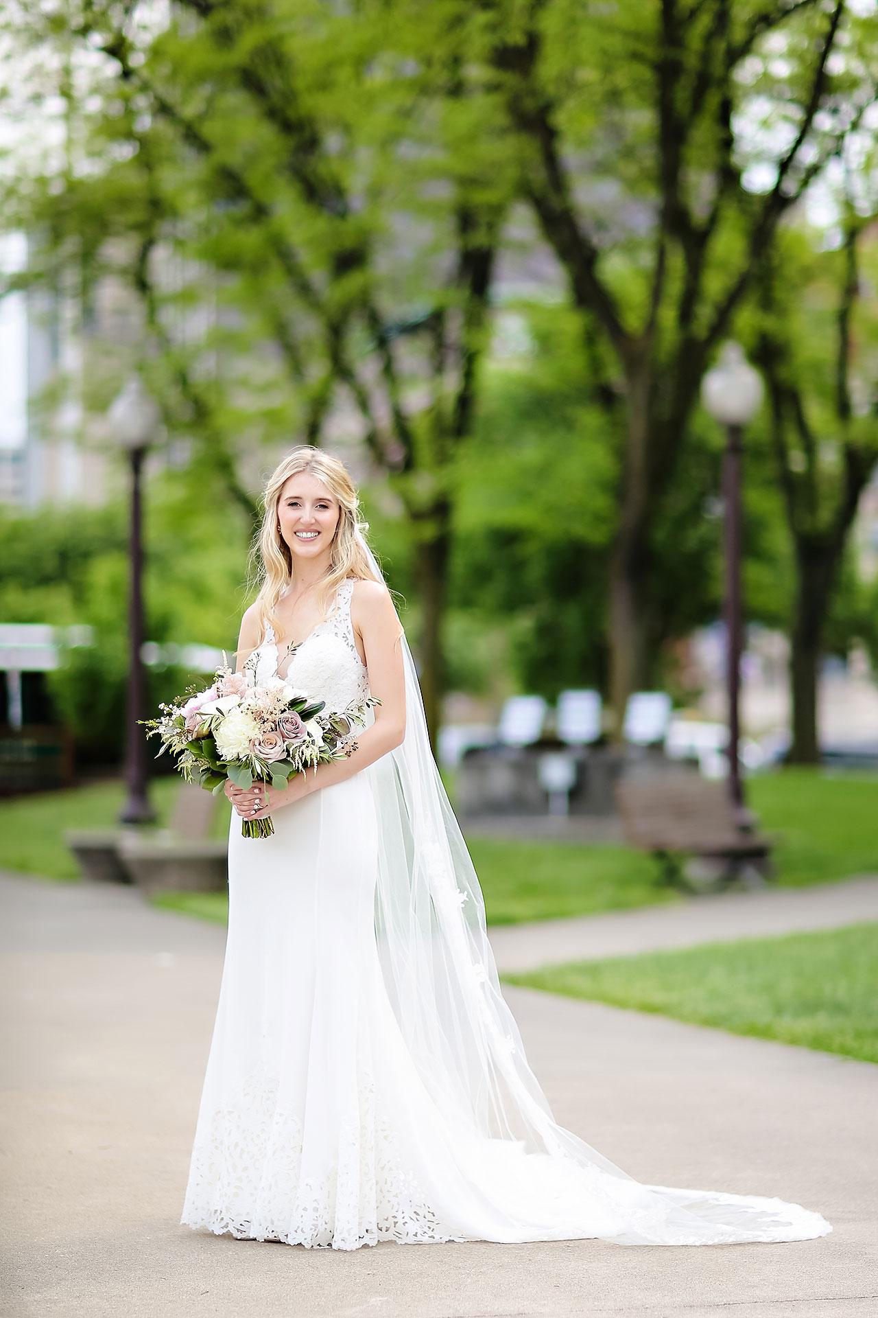 Allison Jeff Union Station Crowne Plaza Indianapolis wedding 173