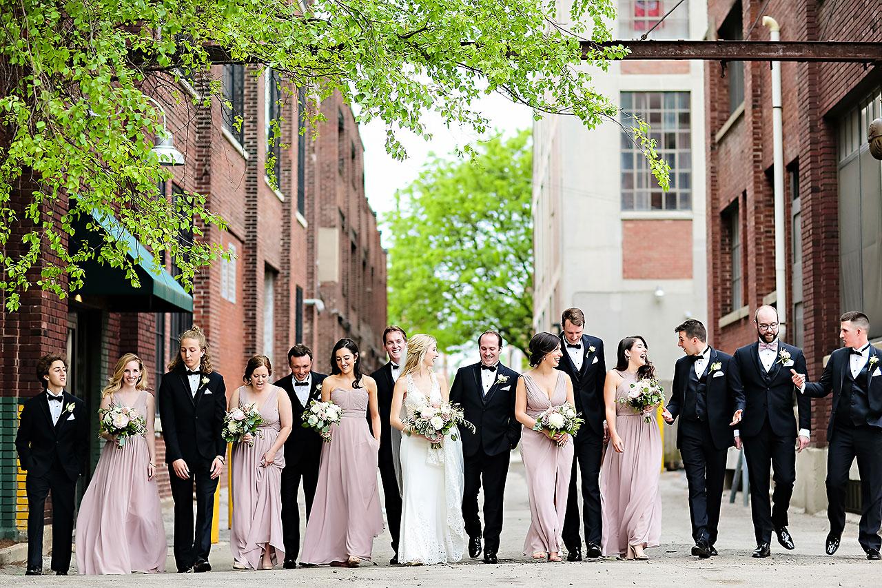 Allison Jeff Union Station Crowne Plaza Indianapolis wedding 154