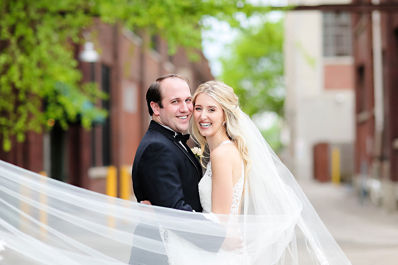 Allison Jeff Union Station Crowne Plaza Indianapolis wedding 155