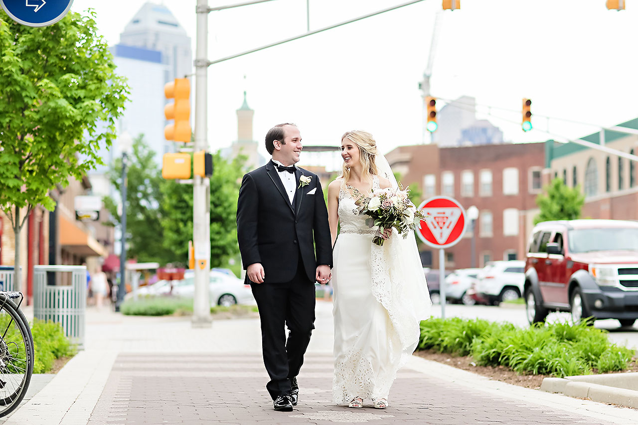 Allison Jeff Union Station Crowne Plaza Indianapolis wedding 156