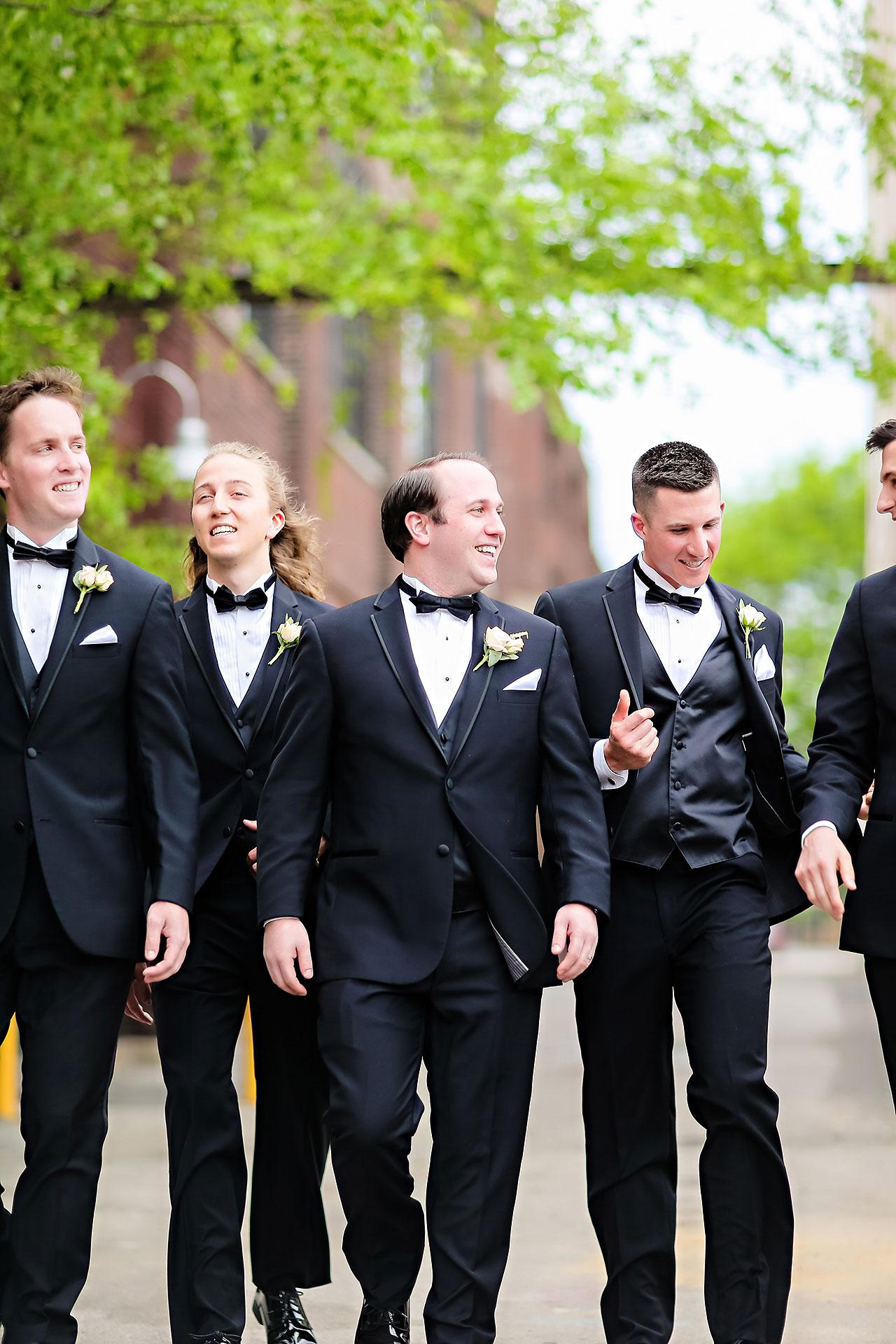 Allison Jeff Union Station Crowne Plaza Indianapolis wedding 149