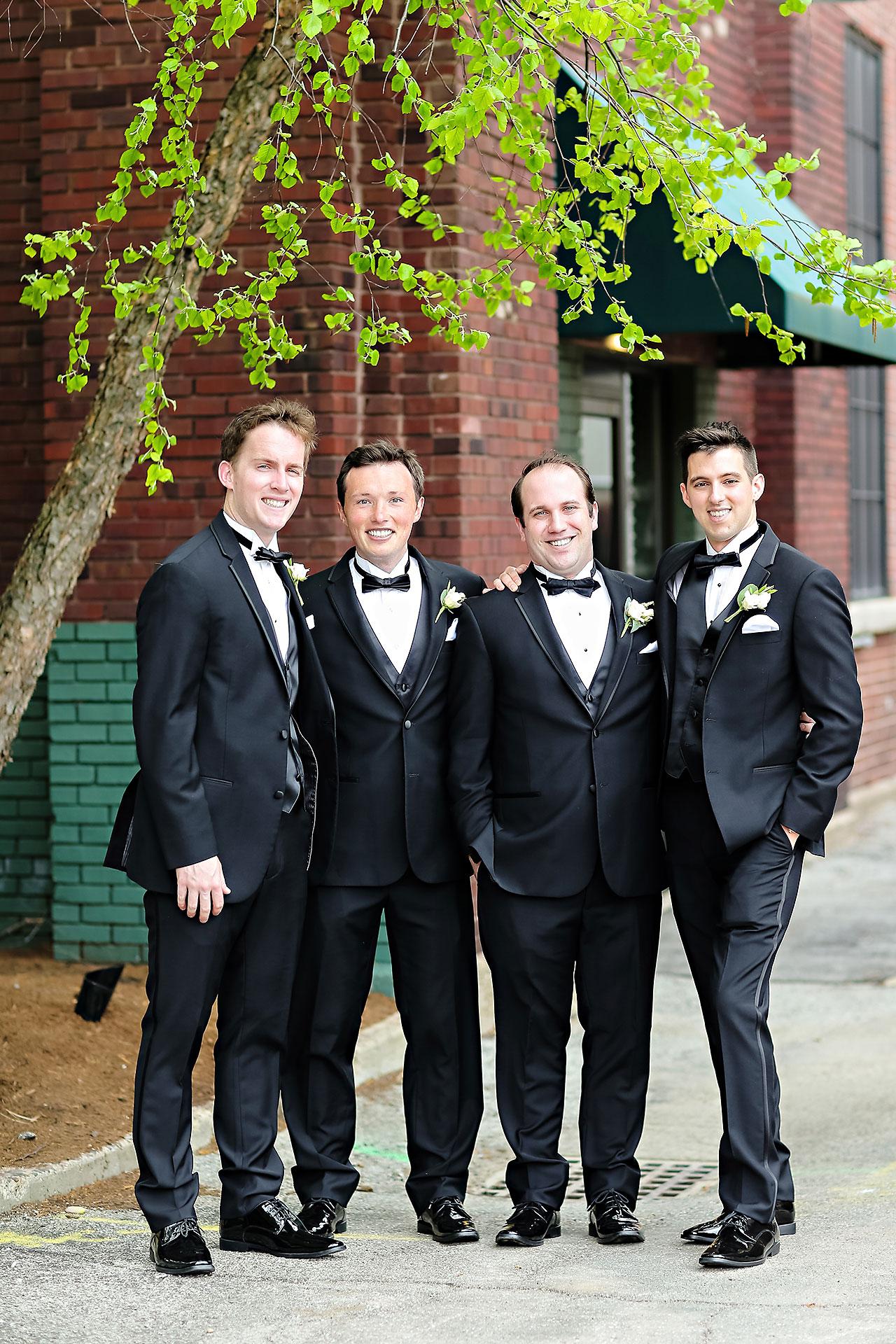 Allison Jeff Union Station Crowne Plaza Indianapolis wedding 146