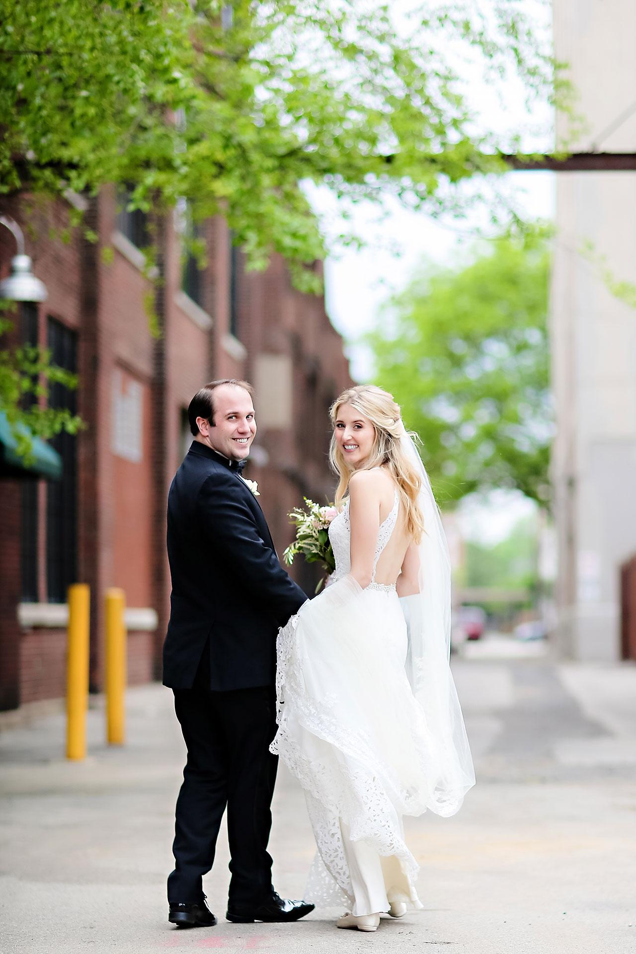 Allison Jeff Union Station Crowne Plaza Indianapolis wedding 147