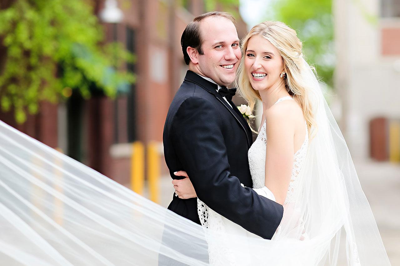 Allison Jeff Union Station Crowne Plaza Indianapolis wedding 145