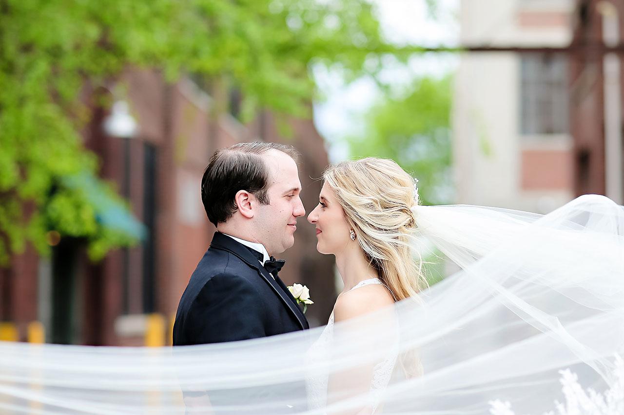 Allison Jeff Union Station Crowne Plaza Indianapolis wedding 141
