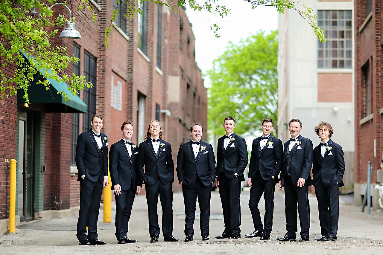 Allison Jeff Union Station Crowne Plaza Indianapolis wedding 142