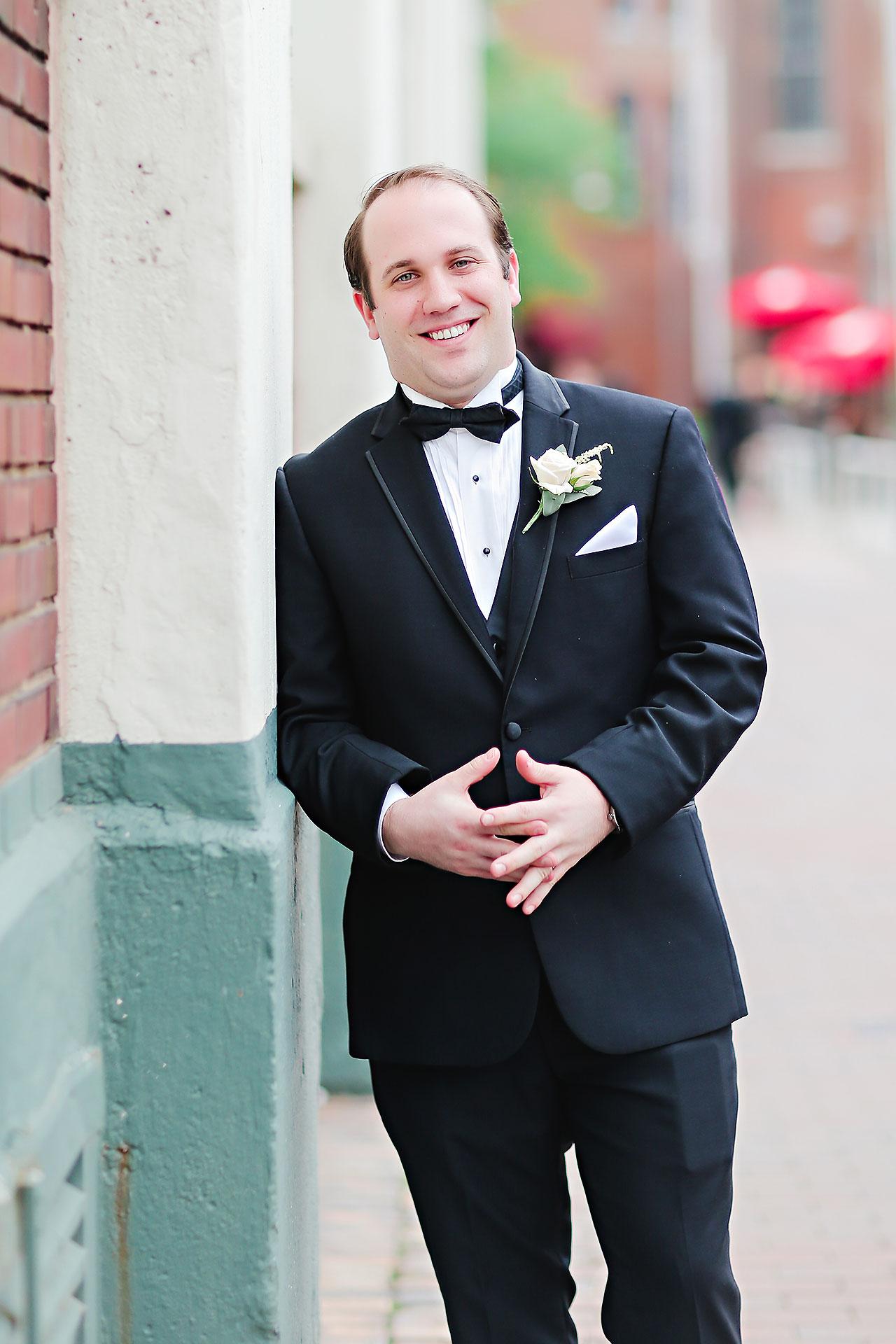 Allison Jeff Union Station Crowne Plaza Indianapolis wedding 134