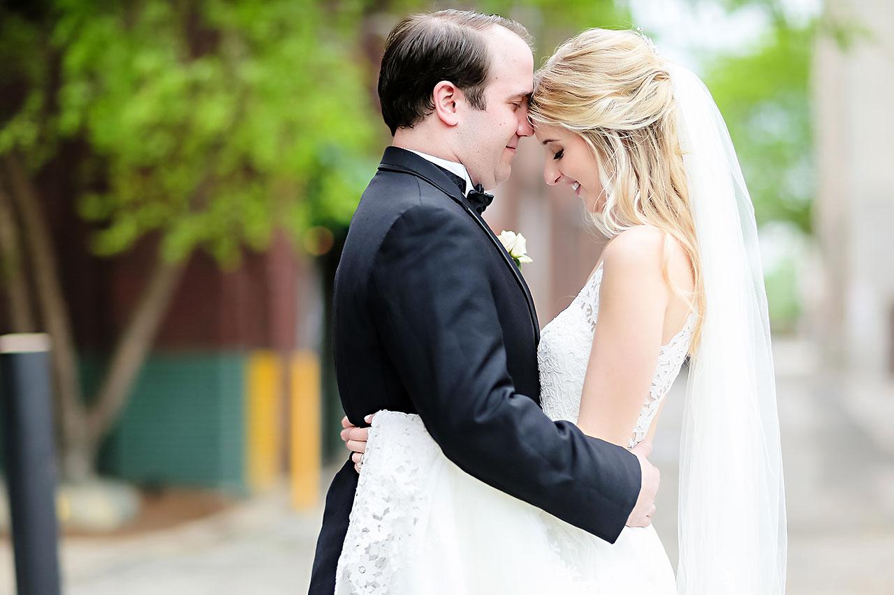 Allison Jeff Union Station Crowne Plaza Indianapolis wedding 132
