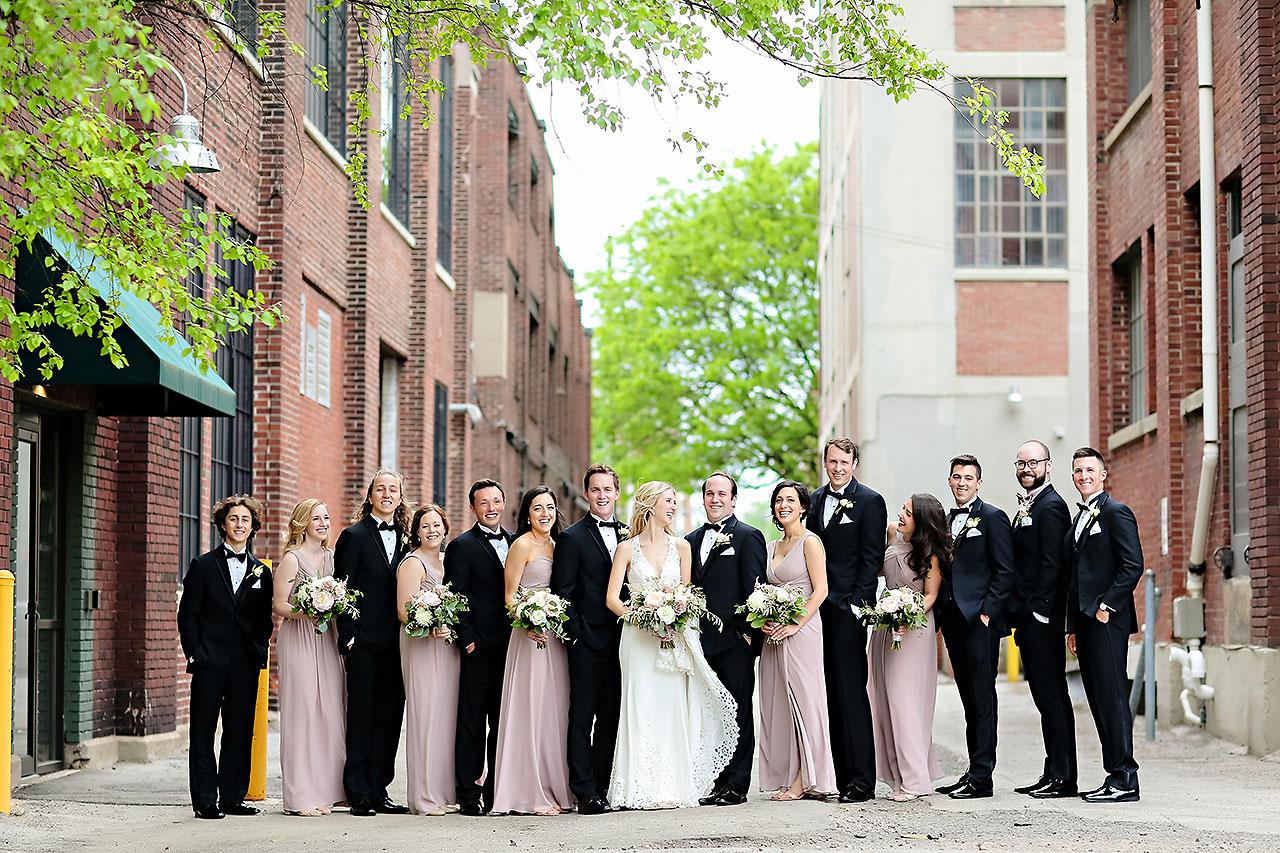 Allison Jeff Union Station Crowne Plaza Indianapolis wedding 129