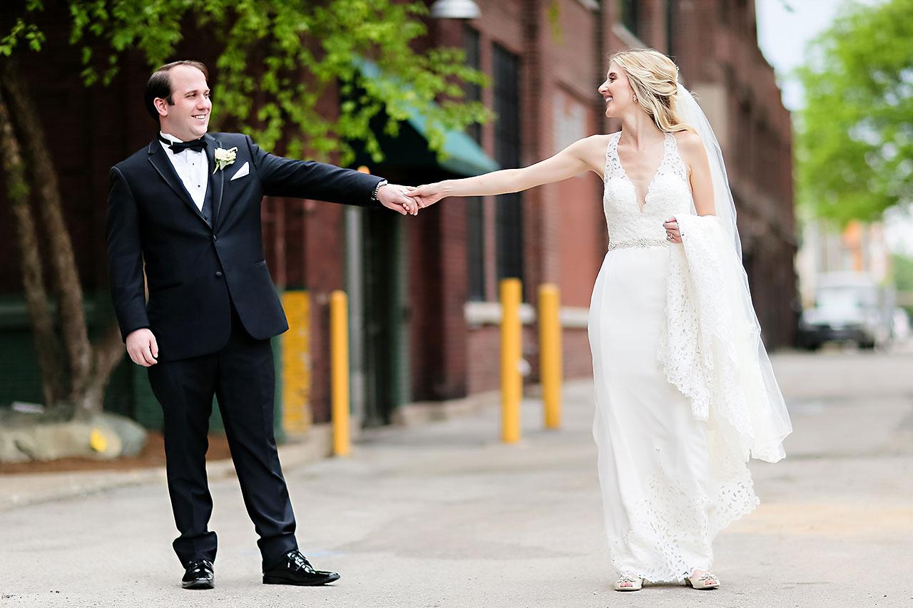 Allison Jeff Union Station Crowne Plaza Indianapolis wedding 130