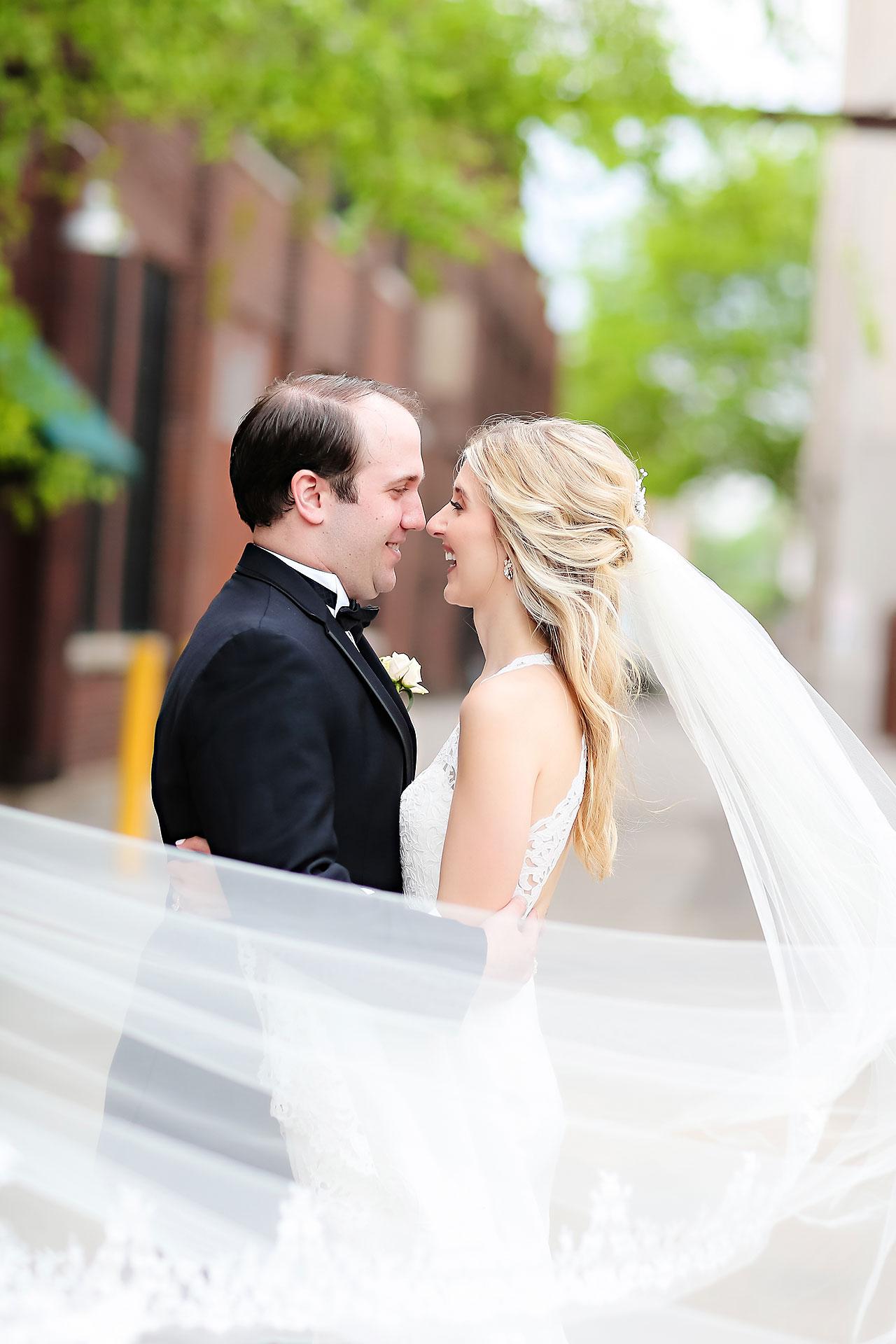 Allison Jeff Union Station Crowne Plaza Indianapolis wedding 126