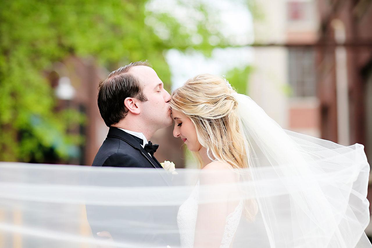 Allison Jeff Union Station Crowne Plaza Indianapolis wedding 128