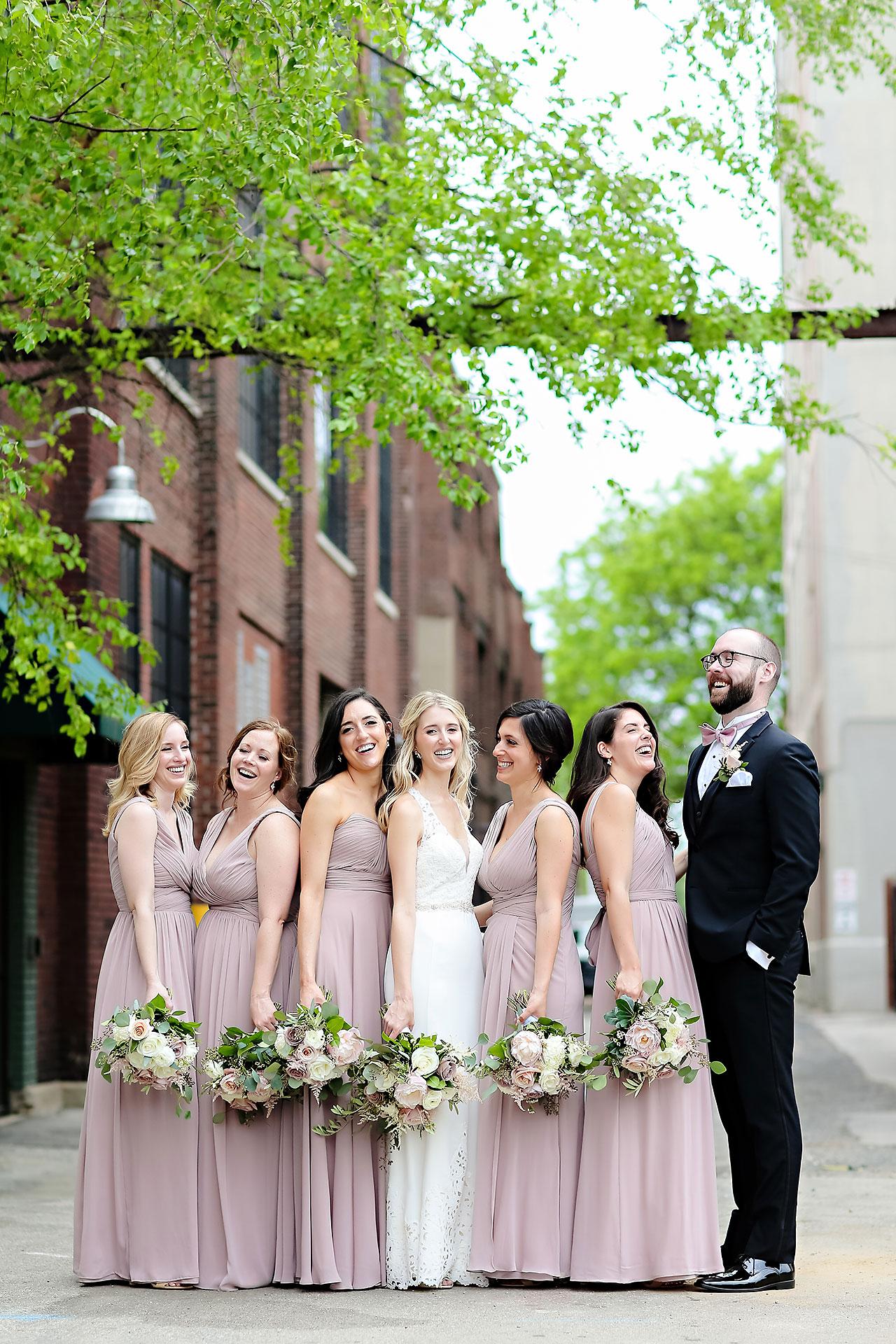 Allison Jeff Union Station Crowne Plaza Indianapolis wedding 124