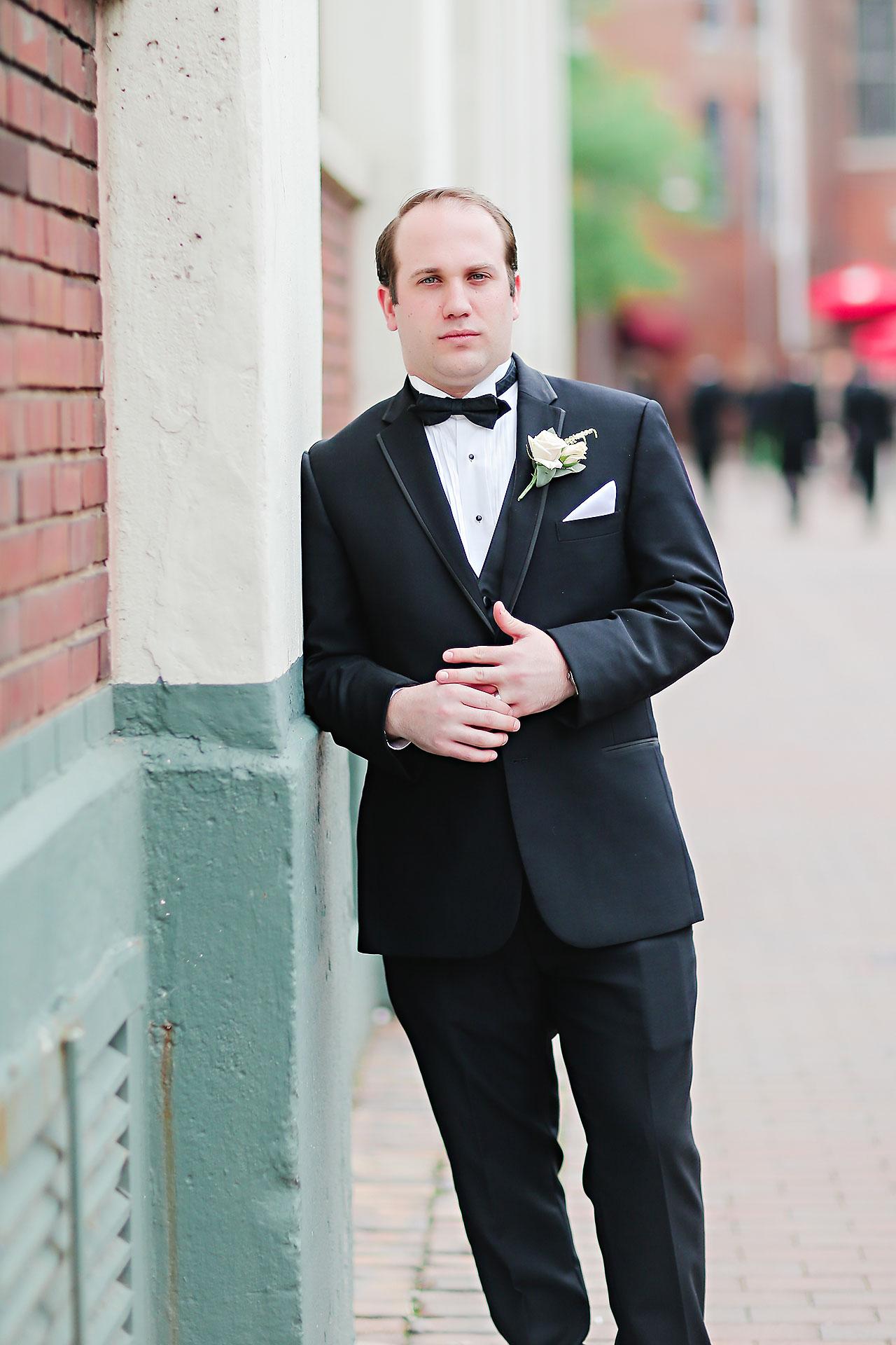 Allison Jeff Union Station Crowne Plaza Indianapolis wedding 125