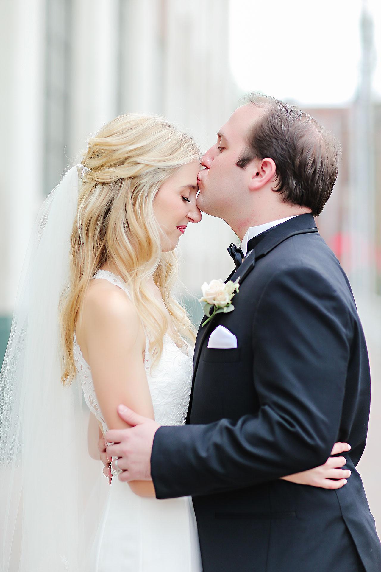 Allison Jeff Union Station Crowne Plaza Indianapolis wedding 118