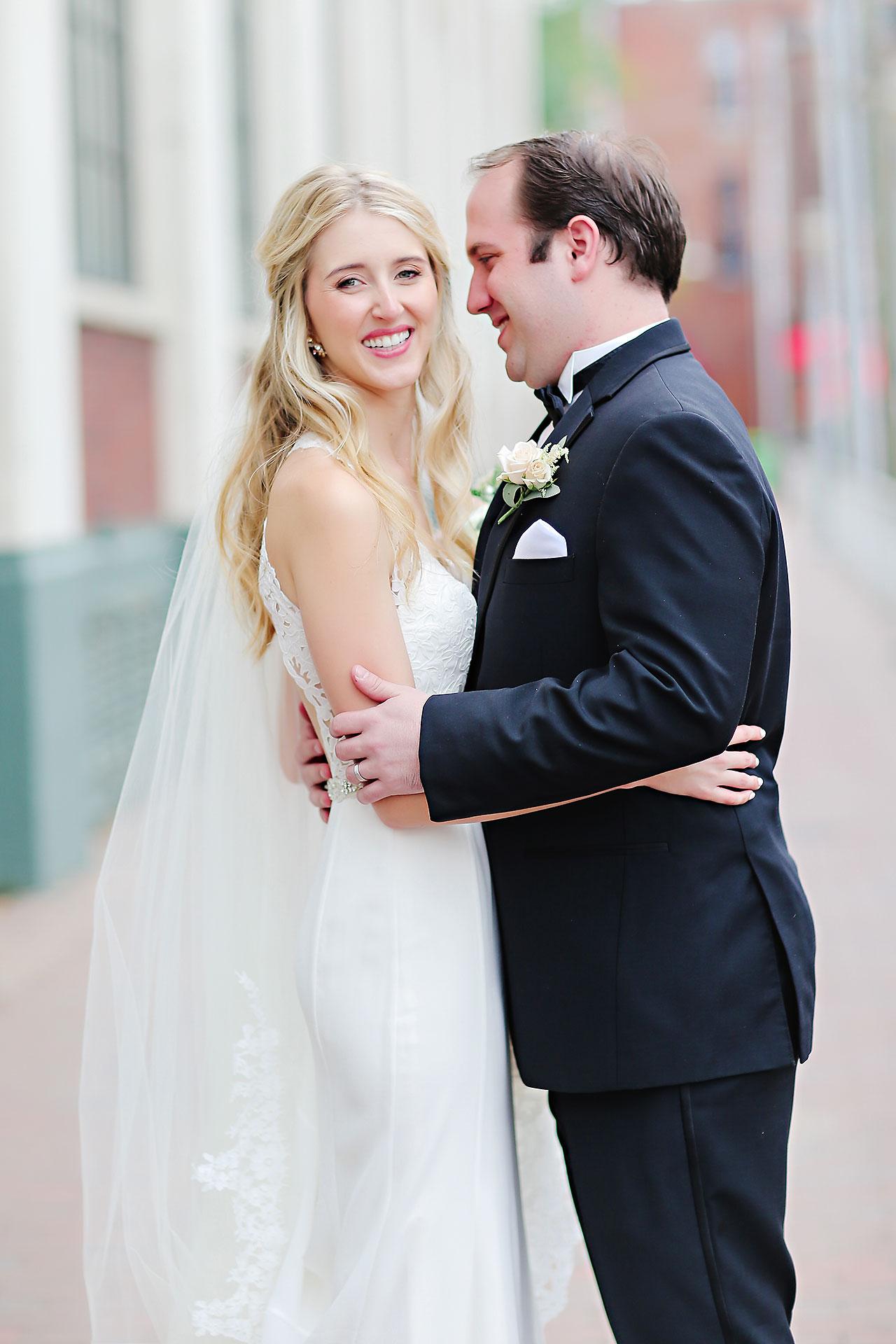 Allison Jeff Union Station Crowne Plaza Indianapolis wedding 115
