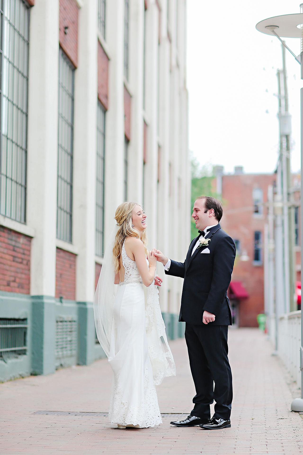 Allison Jeff Union Station Crowne Plaza Indianapolis wedding 107