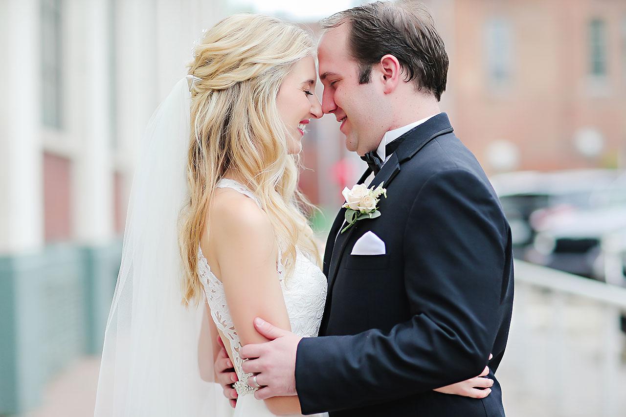 Allison Jeff Union Station Crowne Plaza Indianapolis wedding 103