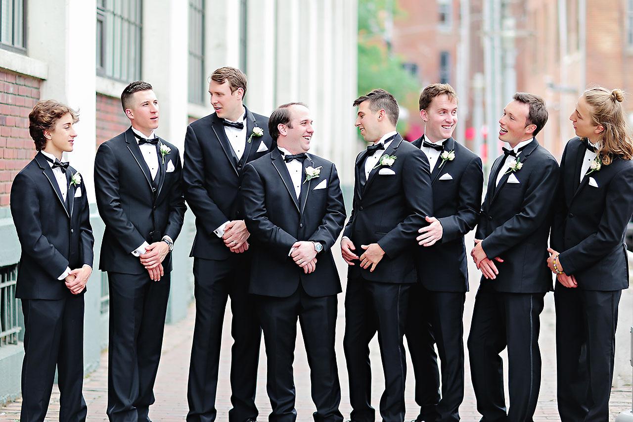 Allison Jeff Union Station Crowne Plaza Indianapolis wedding 104