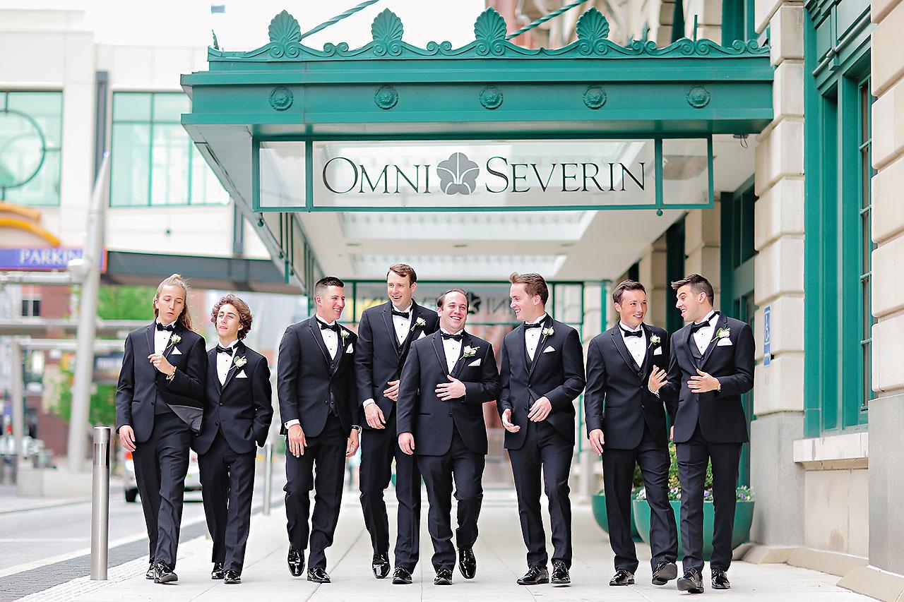 Allison Jeff Union Station Crowne Plaza Indianapolis wedding 094