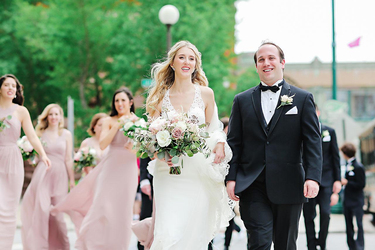Allison Jeff Union Station Crowne Plaza Indianapolis wedding 081