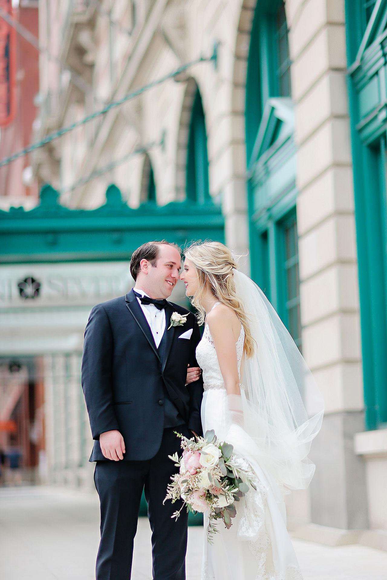 Allison Jeff Union Station Crowne Plaza Indianapolis wedding 078
