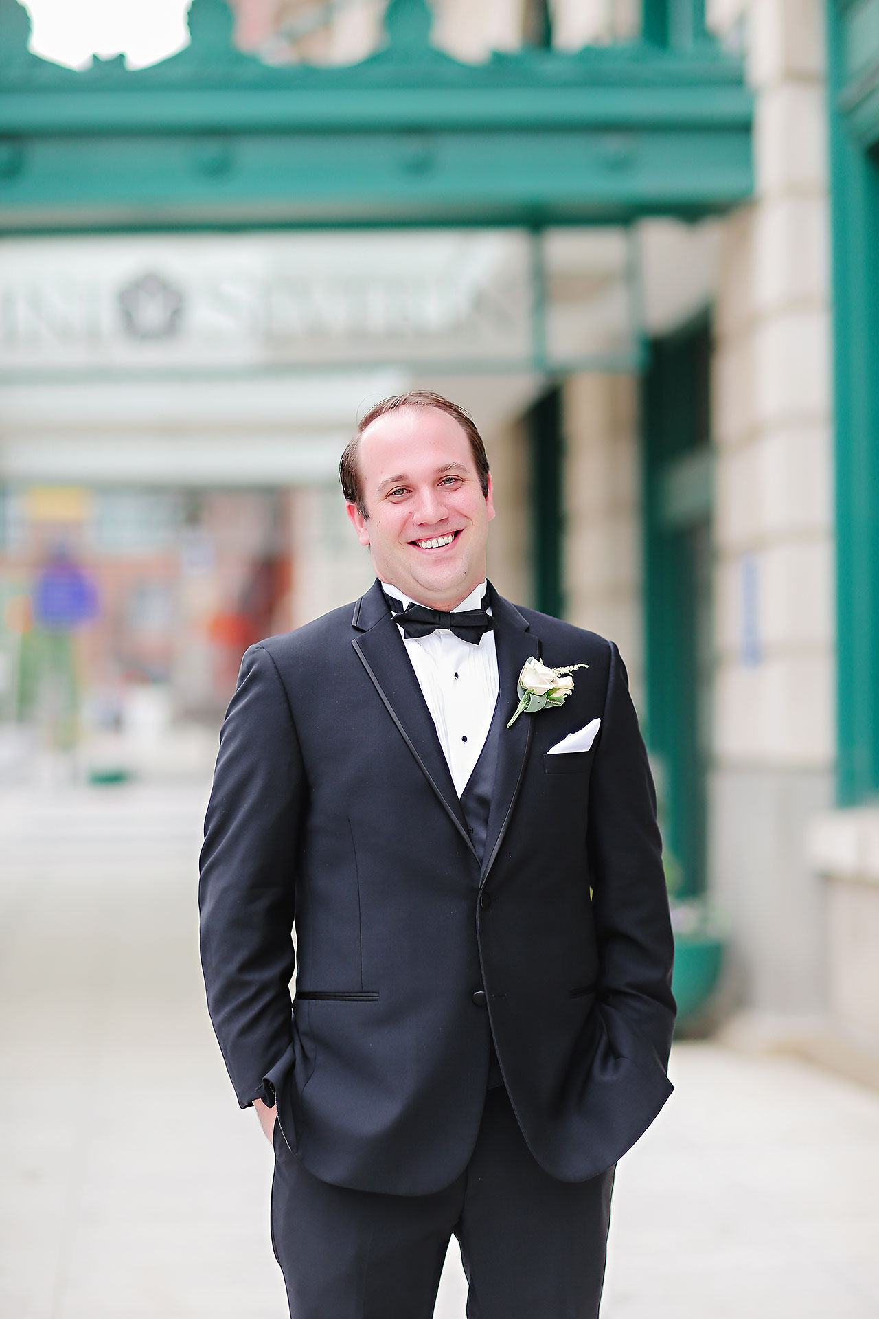 Allison Jeff Union Station Crowne Plaza Indianapolis wedding 079
