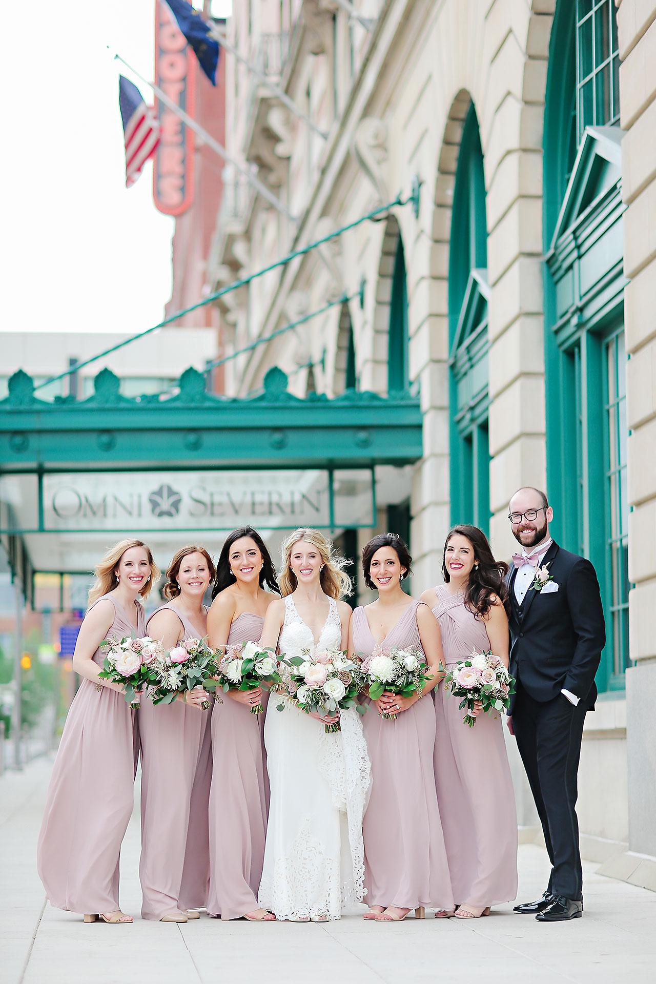 Allison Jeff Union Station Crowne Plaza Indianapolis wedding 074