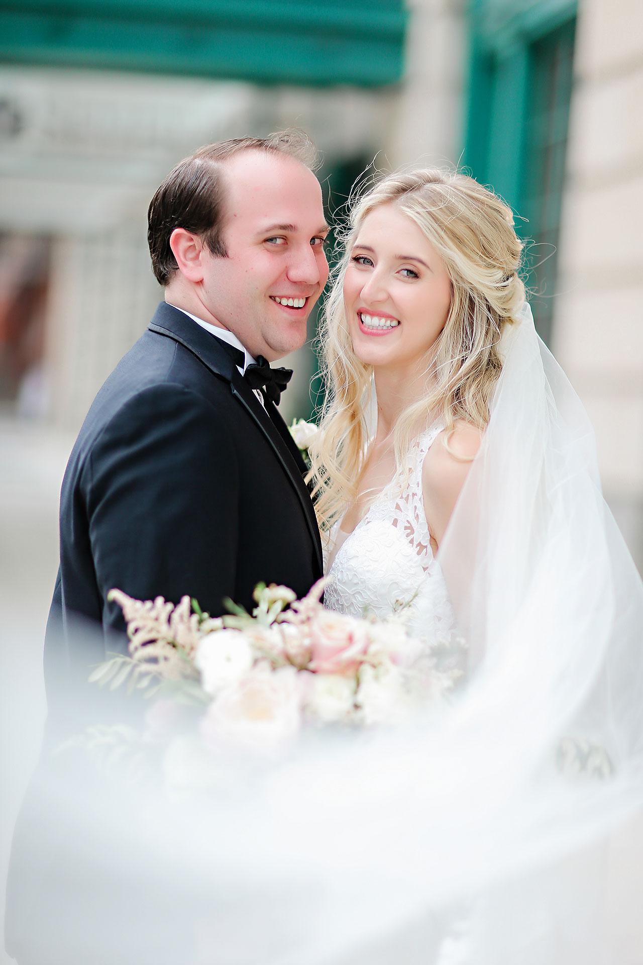 Allison Jeff Union Station Crowne Plaza Indianapolis wedding 071
