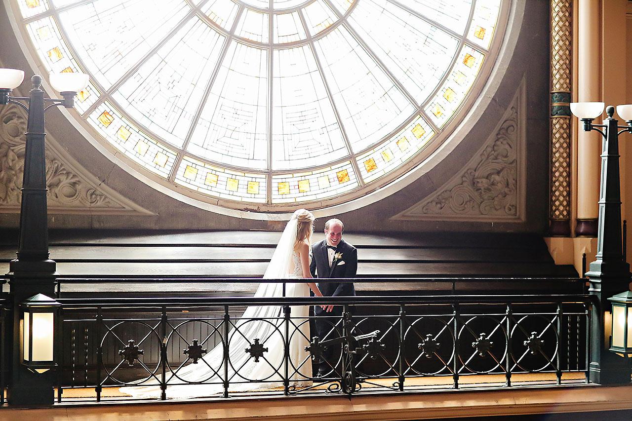 Allison Jeff Union Station Crowne Plaza Indianapolis wedding 058