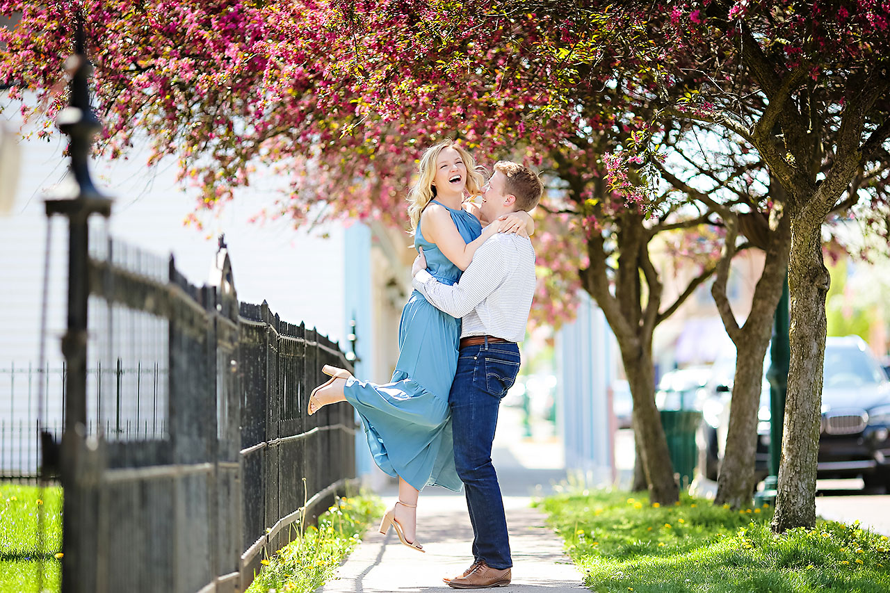 Morgan Max Zionsville Engagement Session 164